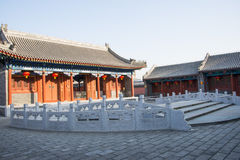 Free Asian Chinese, Beijing, Historic Buildings, A Buddhist Monastery, Tongzhou Sanjiao Temple Stock Images - 47509264