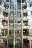 Asian Chinese, Beijing, Joy City Shopping Plaza,Interior, the shop layout, Stock Image