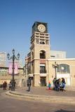 Asian Chinese, Beijing, Solana, European architecture Royalty Free Stock Image