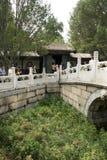 Asian Chinese, Beijing, the Summer Palace, qing hua Xuan Stock Photos