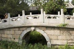 Asian Chinese, Beijing, the Summer Palace, qing hua Xuan Royalty Free Stock Photography
