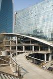 Asian Chinese, Beijing, Zhongguancun square Royalty Free Stock Photo