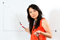 Asian Chinese Business Manager Stock Photos