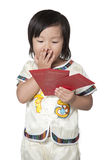 Asian chinese children Royalty Free Stock Photos
