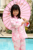 Asian Chinese Girl Royalty Free Stock Photos