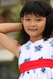 Asian Chinese Girl Royalty Free Stock Image