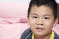 Asian Chinese young boy Royalty Free Stock Photography
