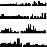 Asian Cities Series Stock Image