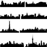Asian Cities Series:China Royalty Free Stock Photo