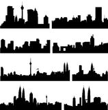 Asian Cities Series_Malayan Royalty Free Stock Images