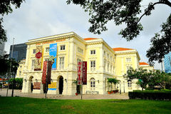 The Asian Civilisations Museum Stock Photo