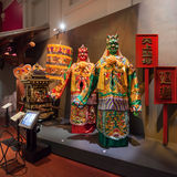 Asian Civilisations Museum interior Royalty Free Stock Photo