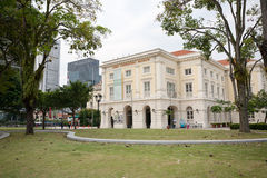 Asian Civilisations Museum in Singapore Royalty Free Stock Photography