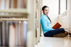 Asian college student Royalty Free Stock Photography