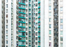 Asian Compact Appartment Royalty Free Stock Photography