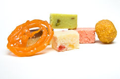 Asian Confectionery Stock Photography