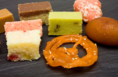 Asian Confectionery Royalty Free Stock Photo