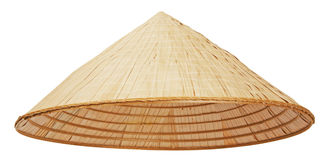 Asian conical hat Stock Image