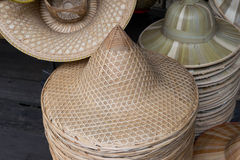 Asian conical hat Stock Photography