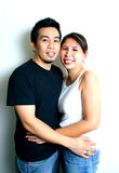 Asian Couple 1 Royalty Free Stock Images