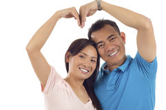 Asian Couple Stock Photos