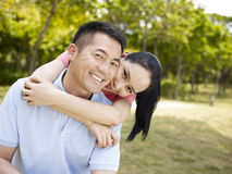 Free Asian Couple Royalty Free Stock Photo - 56519455