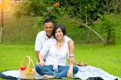 Asian Couple Stock Photos