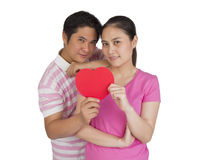 Asian couples Royalty Free Stock Photos