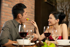 Asian Couples Lifestyle Stock Images