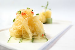 Asian cuisine. Ready to serve Royalty Free Stock Images