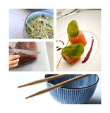 Asian cuisine Royalty Free Stock Image