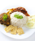 Asian cuisine Royalty Free Stock Photos