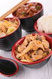 Asian cuisine Royalty Free Stock Images