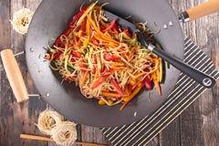 Asian cuisine Stock Image