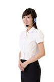 Asian customer service Stock Image