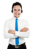 Asian customer service Royalty Free Stock Photography