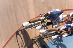 Asian Cycling Championships 2012 Royalty Free Stock Images