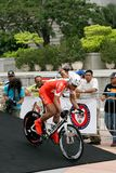 Asian Cycling Championships 2012 at Putrajaya Stock Photos
