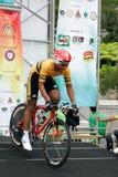 Asian Cycling Championships 2012 at Putrajaya Royalty Free Stock Images
