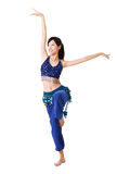 Asian dancer Stock Photos