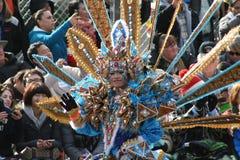 Asian Dancer Royalty Free Stock Image