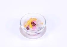Asian dessert Royalty Free Stock Photo