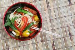 Asian Dinner Royalty Free Stock Photo
