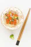 Asian Dish Stock Photo