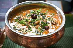Asian Dish Indian Curry Stock Image