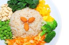 Asian dishes Stock Photos