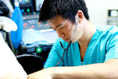 Asian Doctor Stock Photography