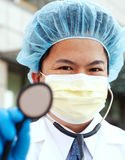 Asian doctor Stock Images