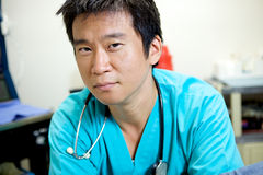Asian Doctor Royalty Free Stock Image