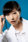 Asian doctor Stock Photos